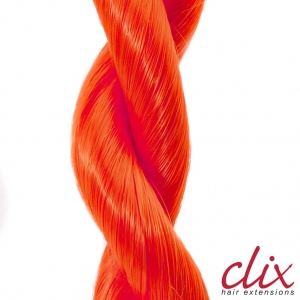 Clix 40cm wł.synt.kol.Zesty Orange